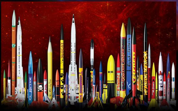 Custom Paint Jobs For Model Rockets